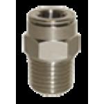 Metric Brass Push-in fittings